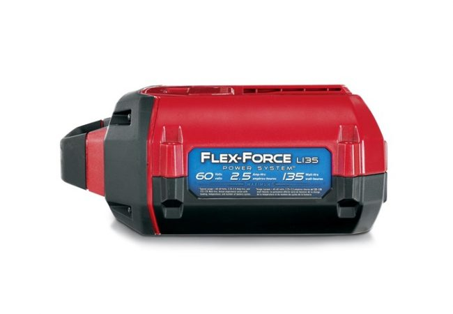 Bateria FlexForce 60V 2,5Ah, 135WH (81825)